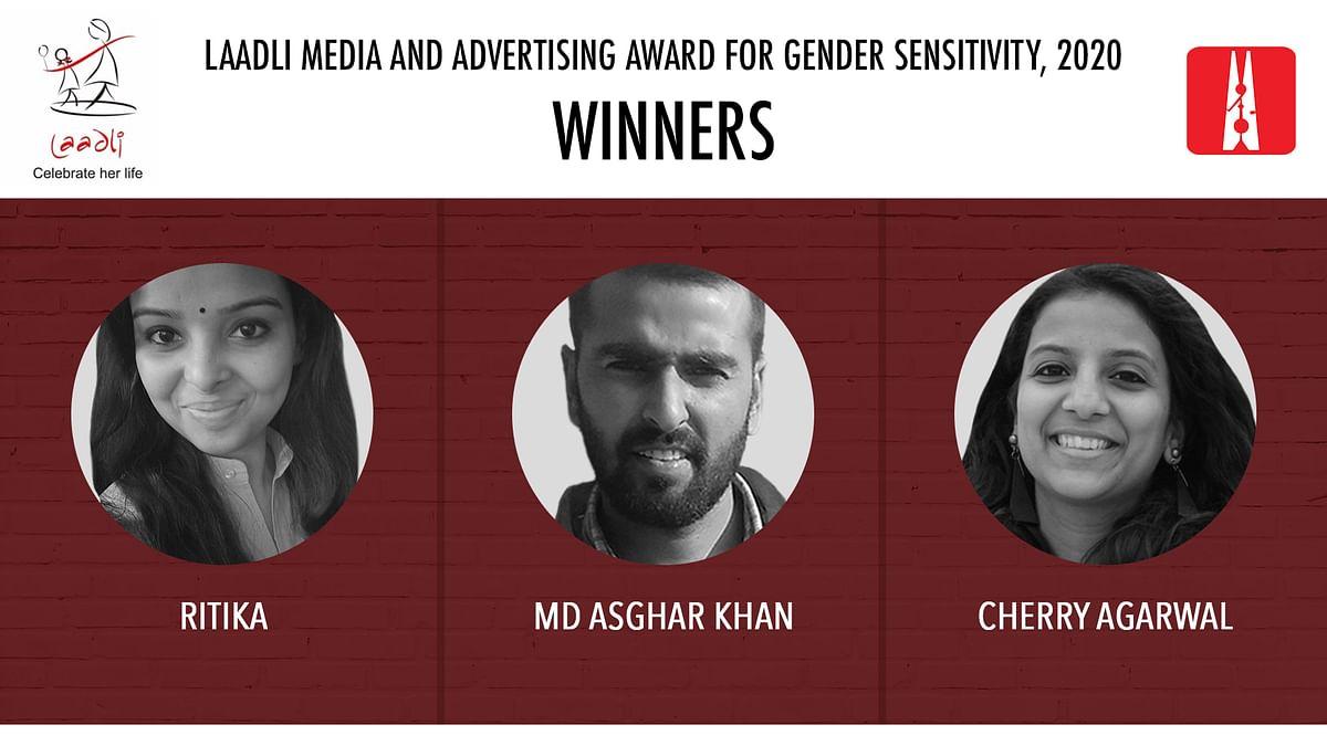 Newslaundry wins three Laadli awards