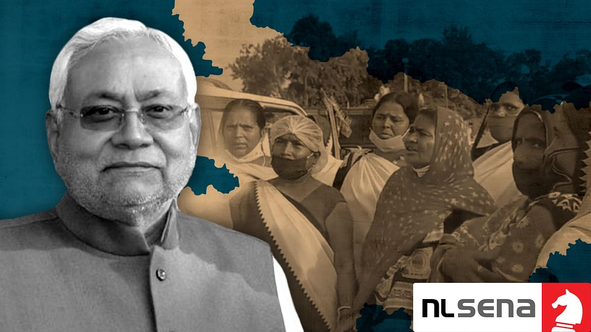 How does Nitish Kumar fare with Bihar's women voters?