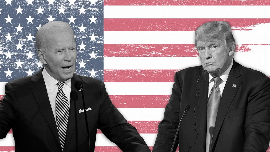 Biden vs Trump: How the US media overlooked the appeal of right-wing  politics
