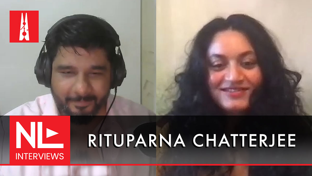 NL Interview: Rituparna Chatterjee on abuse, healing, forgiveness, and her latest book