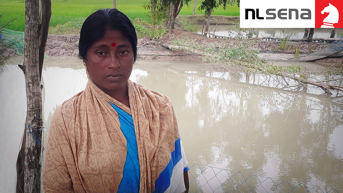 'God played a cruel joke': Cyclones have taken a toll on women in the Sundarbans
