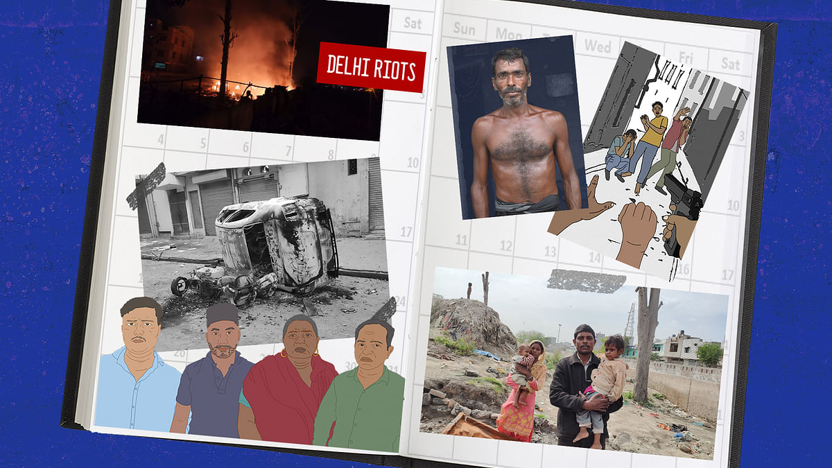 Reporter's diary: What Delhi carnage taught me about the nature of violence
