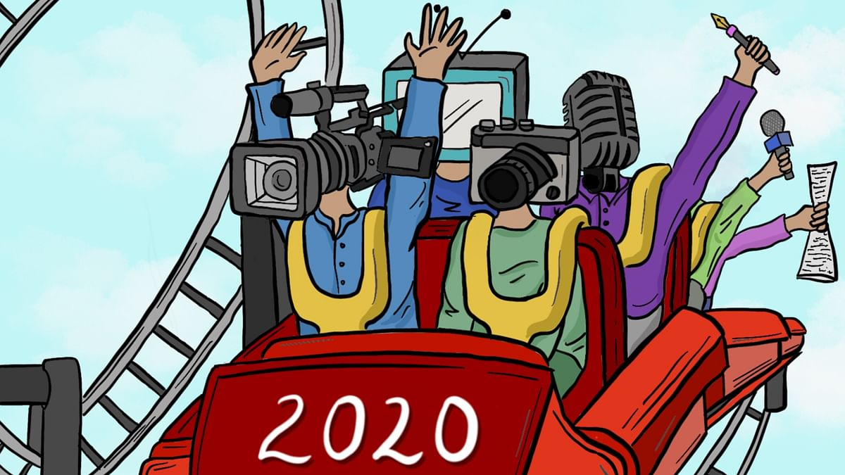 Looking back, 2020: Journalists on their highs, lows and hopes for Indian media