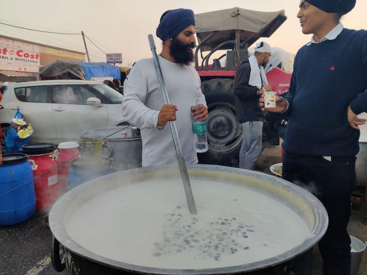 केसर का दूध