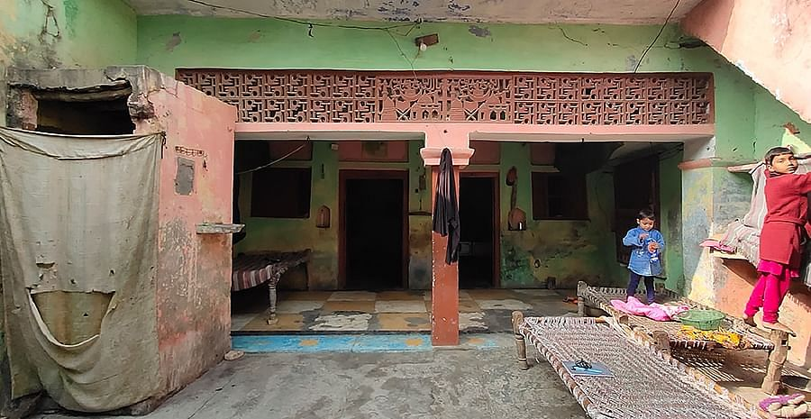 मोहम्मद राशिद का घर