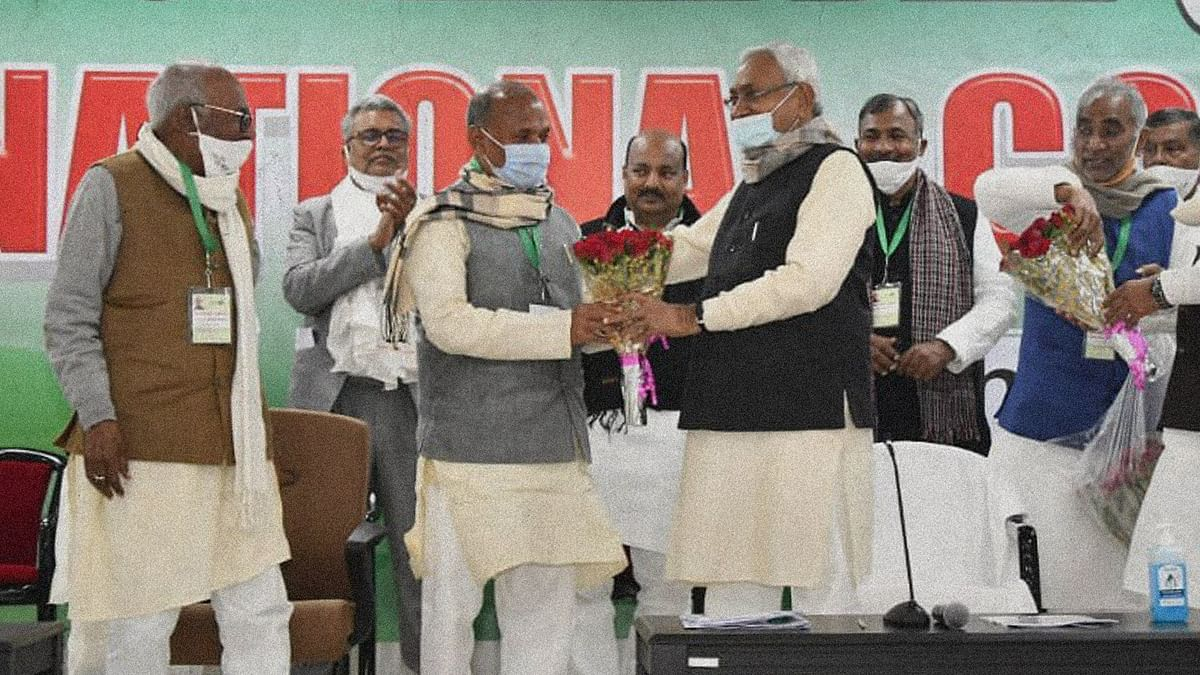 RCP Singh as chief settles JDU's chain of command, but challenges await