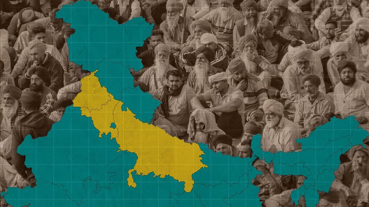 क्या हरियाणा-पंजाब के किसान आंदोलन से अलग हैं पश्चिमी उत्तर प्रदेश के किसान?