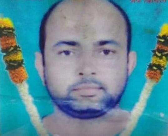 मृतक अजय मोर