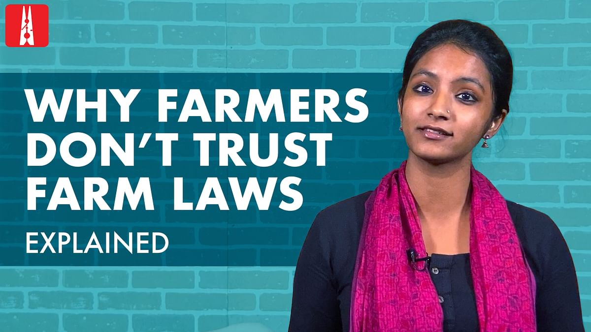 Explained: Why farmers don't trust Modi government's word on farm laws
