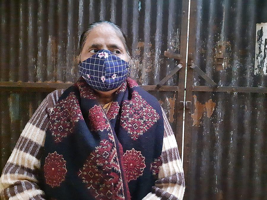 बिनोद बाला श्रीवास्तव, जो नारी निकेतन चलाती हैं