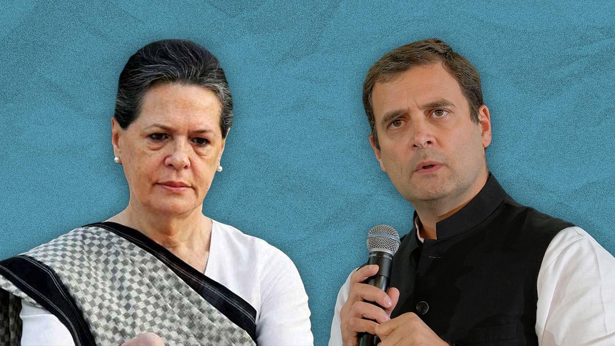 कांग्रेस की गणेश परिक्रमा: सोनिया गांधी ही हैं विकल्प