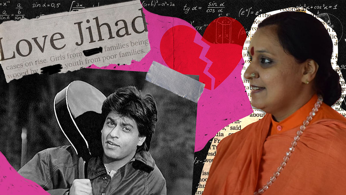 Want to fight love jihad, my Hindu brethren? Choose the bliss of poverty first