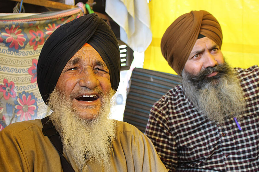 Joginder Singh served in the Indian army from 1963 to 1991.
