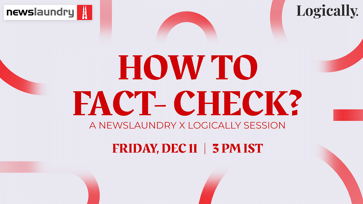 Digital workshop: How to do a fact-check