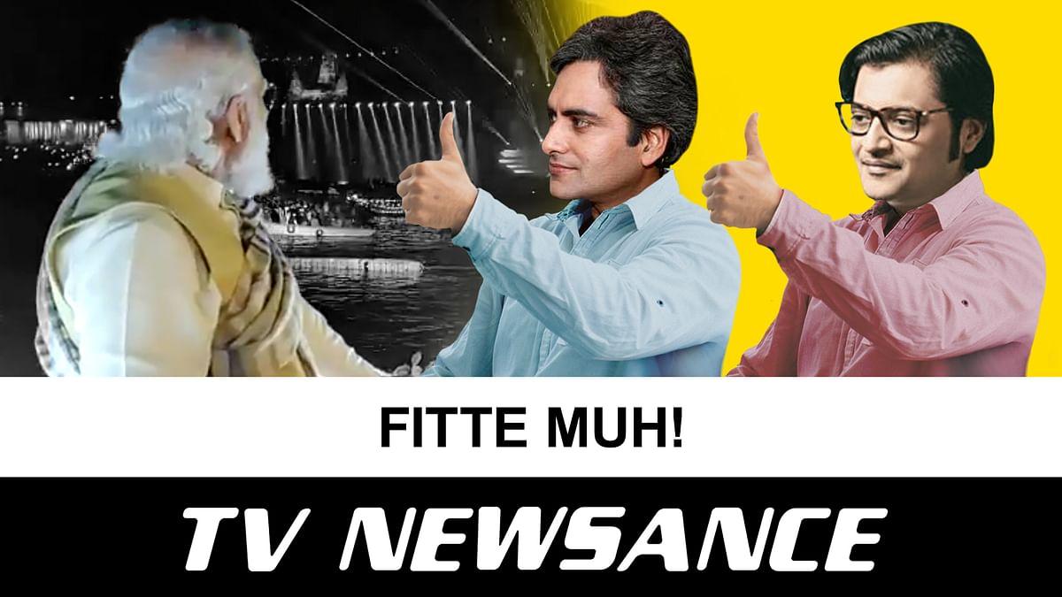 TV Newsance Episode 112: Farmers versus 'Godi Media'