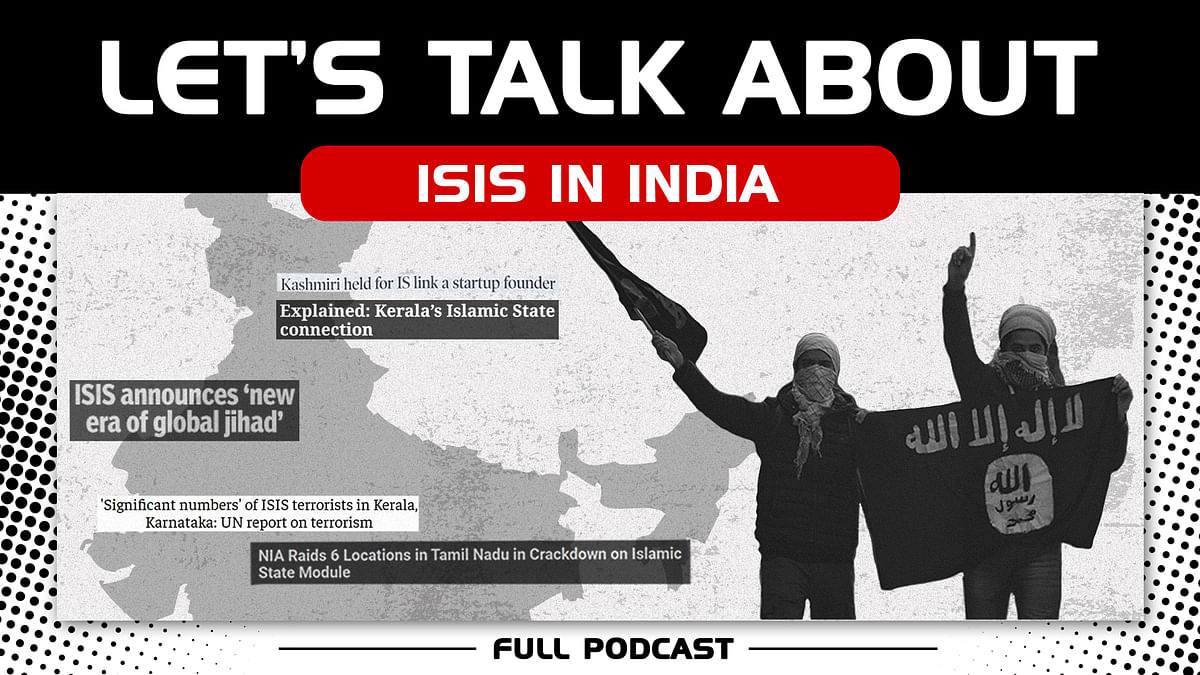 Let's Talk About: ISIS in India
