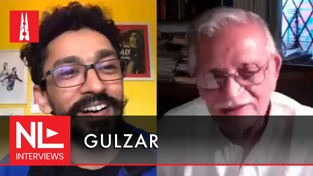 NL Interview: Gulzar on how poetry is a mirror to society, and the book 'A Poem a Day'
