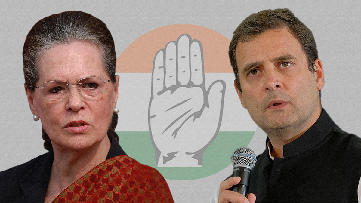 How will the Congress party solve its internal dilemmas?