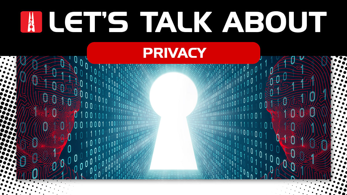 Let's Talk About Big Data Ep 3: Privacy