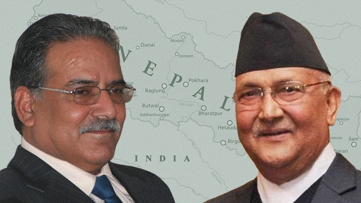 Oli vs Prachanda: Why India must tread carefully during Nepal's political crisis