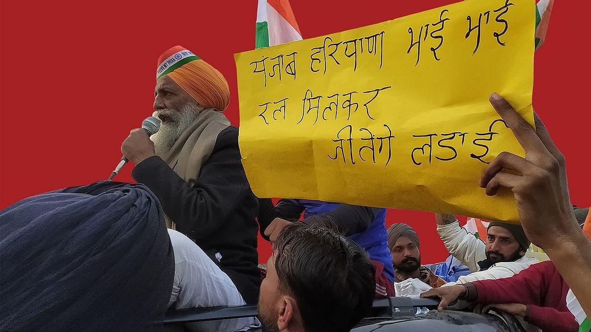 26 जनवरी की घटना के बाद सिंघु बॉर्डर पर क्या बदला?