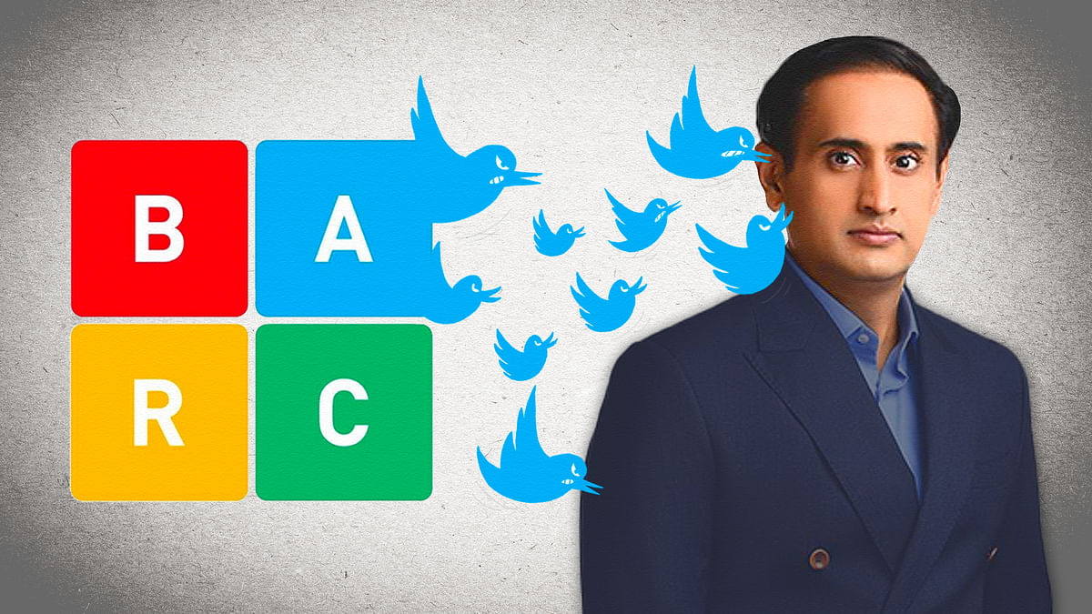 BARC ex-chief wanted to hire a troll army to go after journalists