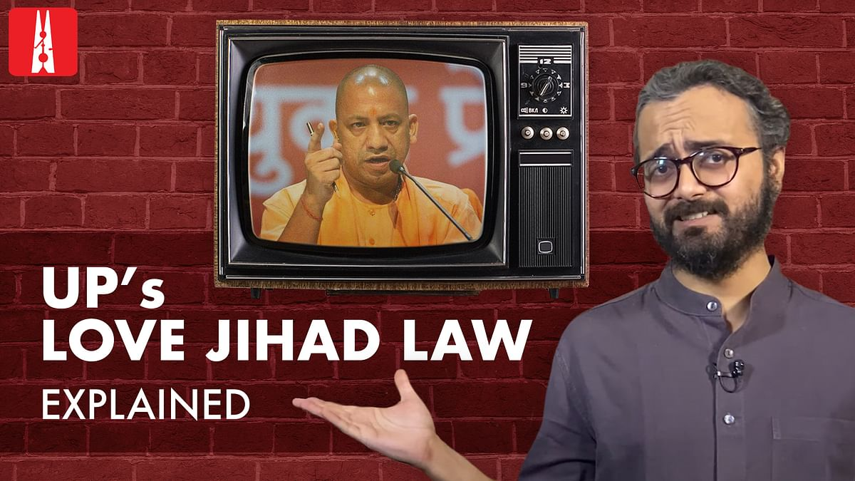 Explained: UP's 'love jihad' law