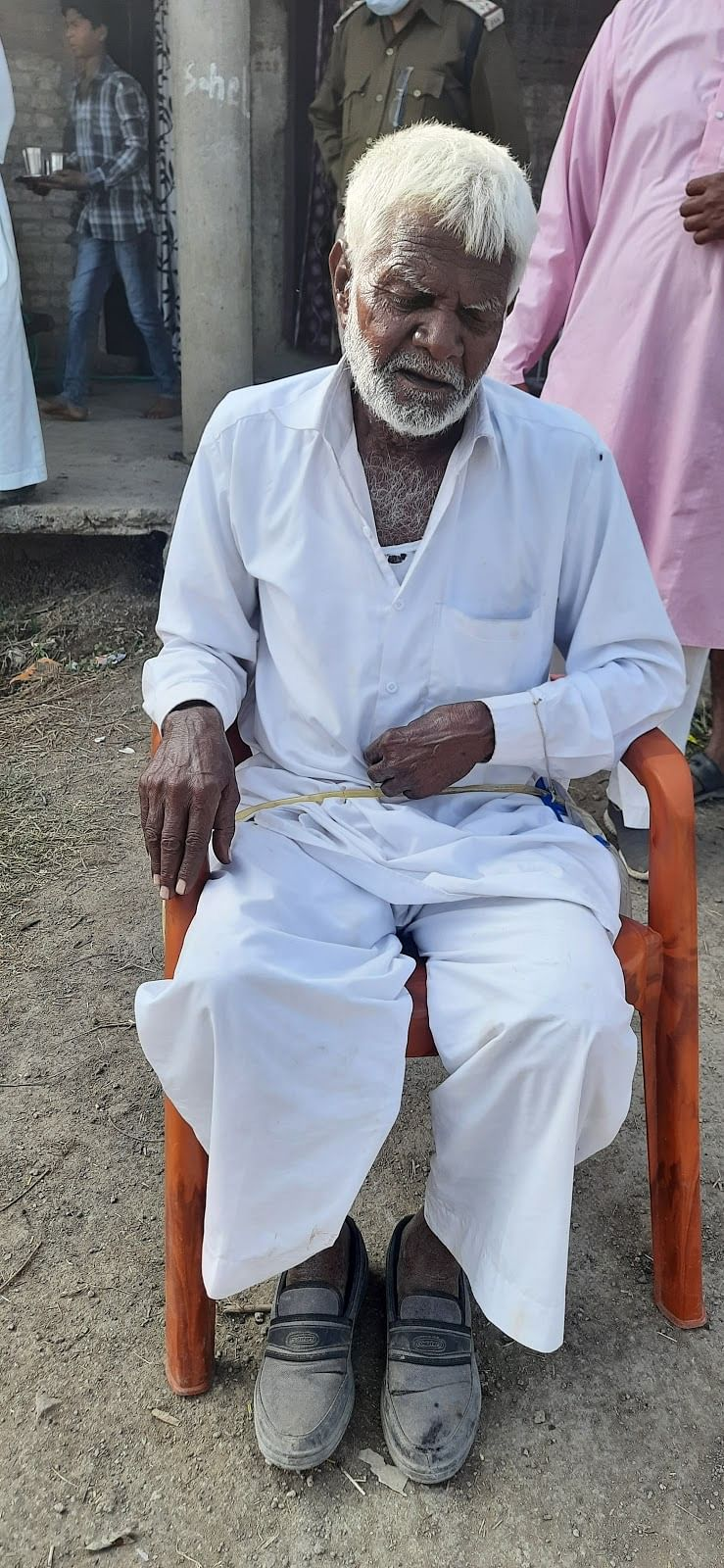 75 साल के कादर पटेल