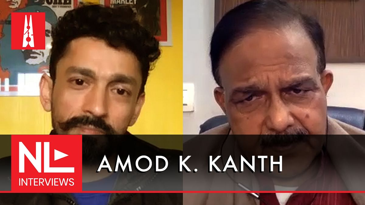NL Interview: Amod Kanth on his book, police reforms and juvenile justice