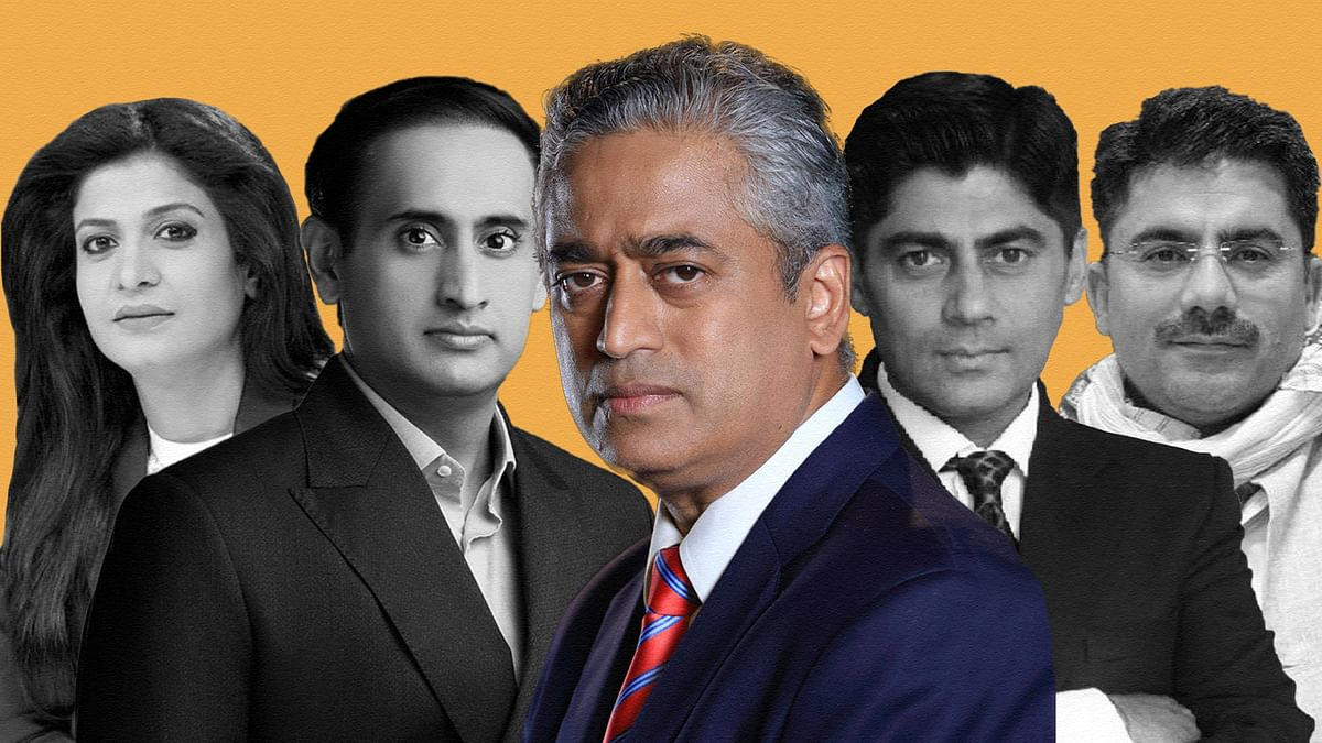 Rajdeep penalised: How come these India Today anchors are still on air?