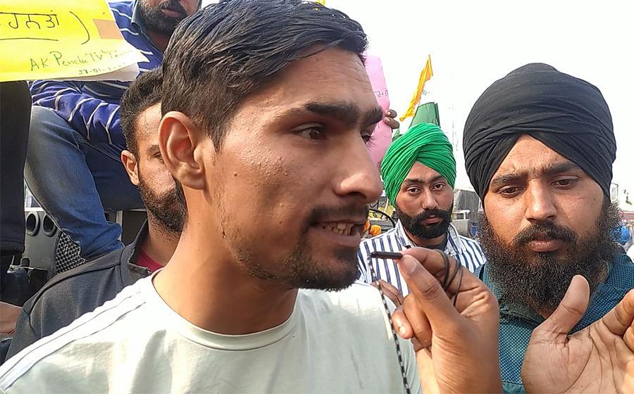 Manjeet Singh.
