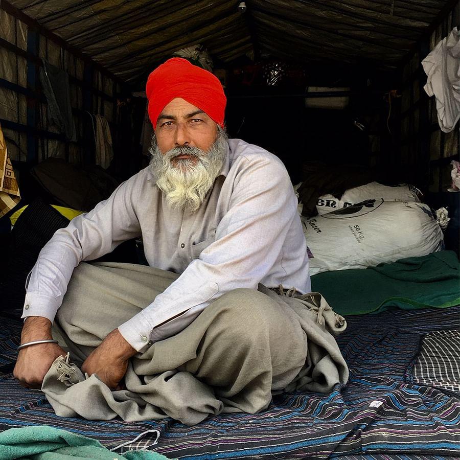 Anauk Singh from Batala.