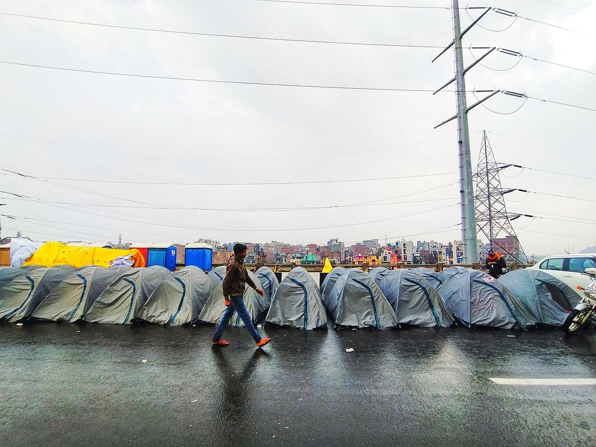 चित्रकथा: 'बारिश के बाद भी नहीं टूटेगा हमारा मनोबल, जीतकर जाएंगे'