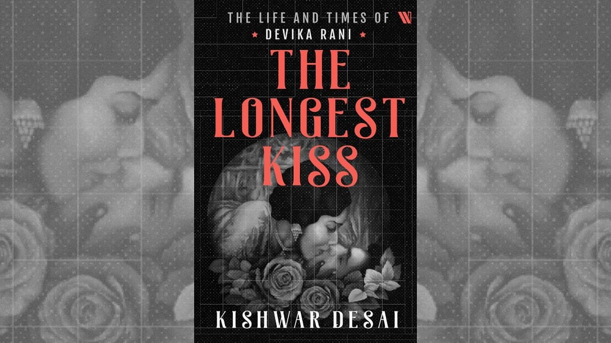 The Longest Kiss: Devika Rani's unusual story mirrors formative years of Bombay's film industry and its elite mores