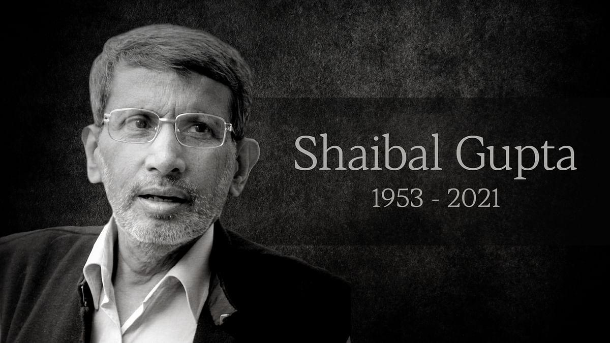 Shaibal Gupta: A rare institution builder in Bihar