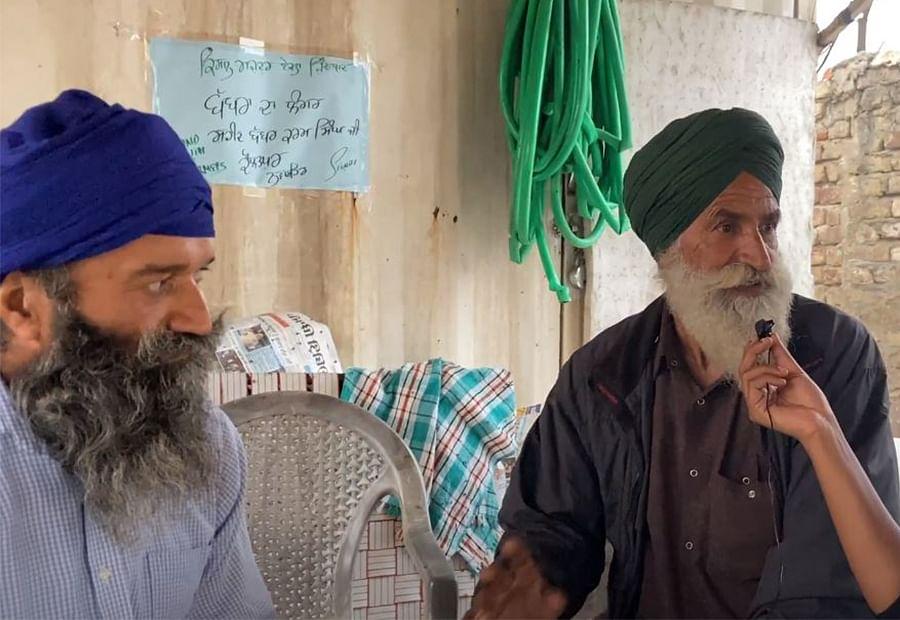 Kashmir Singh and Sarhan Singh, both from Nawanshahr.
