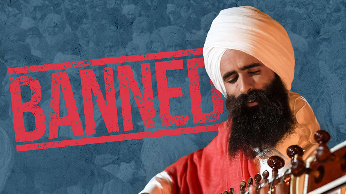 'You ban our songs, we'll make new ones': Kanwar Grewal won't stop singing of farmer protests