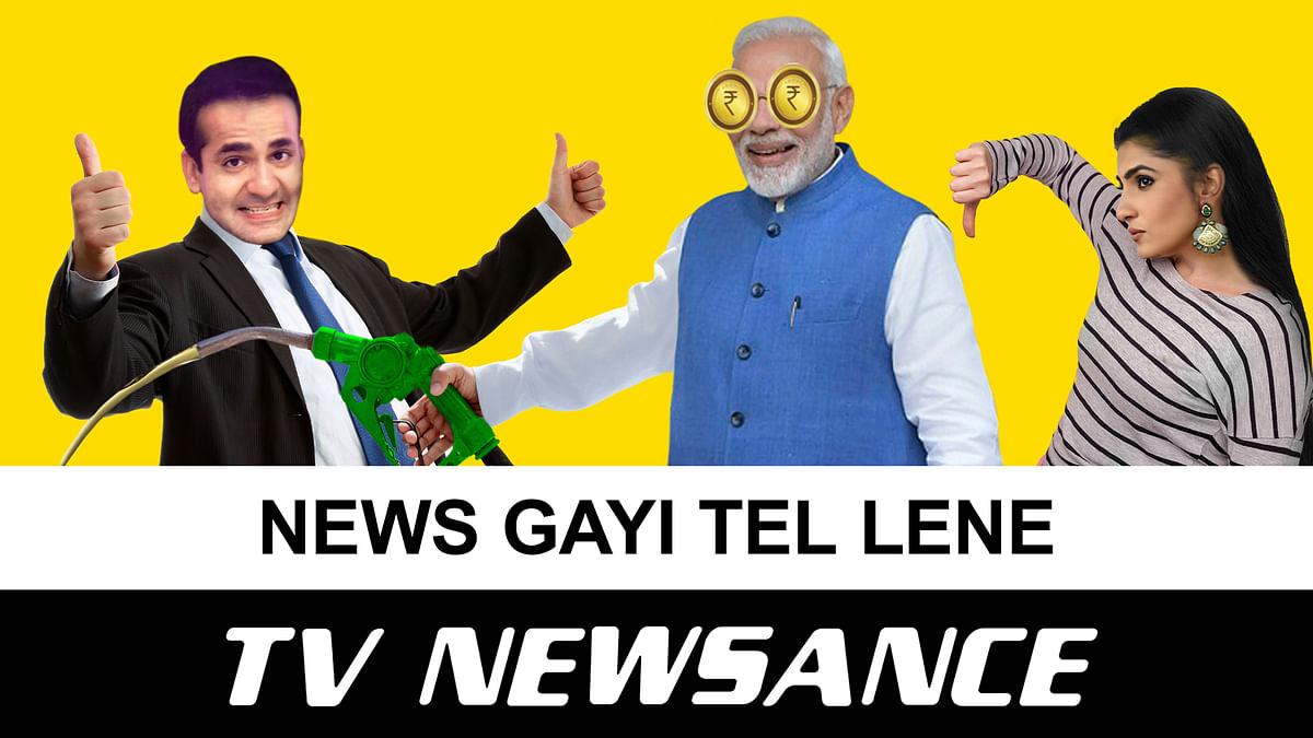TV Newsance Episode 123: Petrol prices and Modi versus Mamata