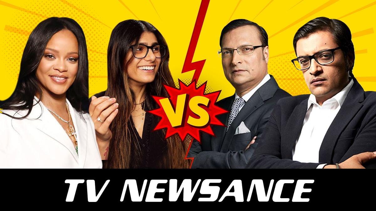 TV Newsance Episode 120: Rihanna and #IndiaAgainstPropaganda lobby