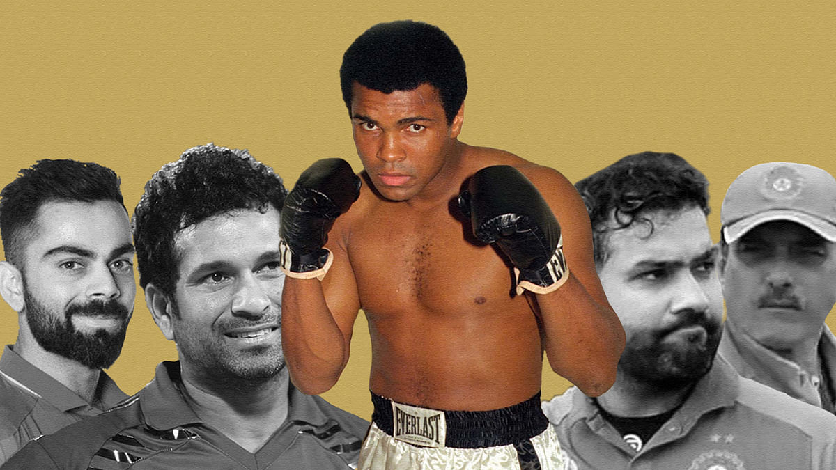 If only India had sportspersons like Muhammad Ali today