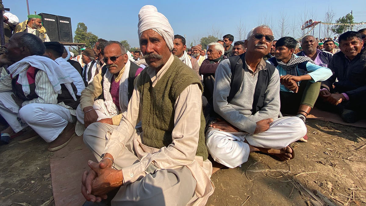 'We are paying for the mistake of voting BJP': West UP mahapanchayats seek to turn the political tide