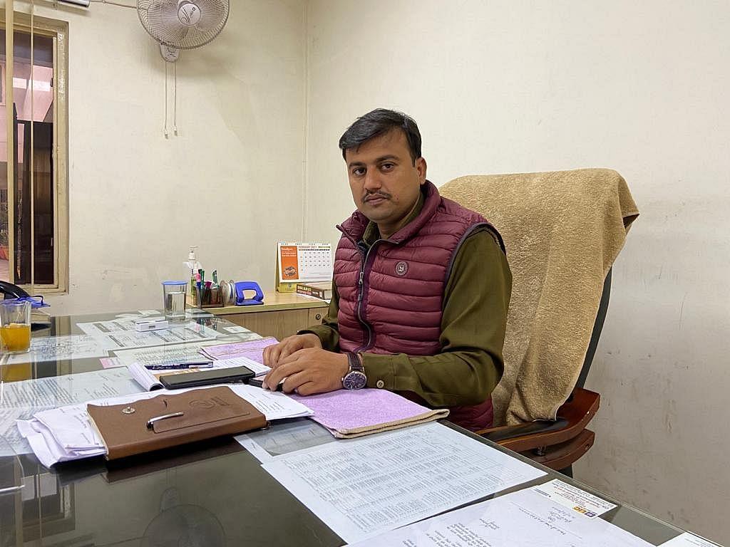 SHO Ravi Kumar