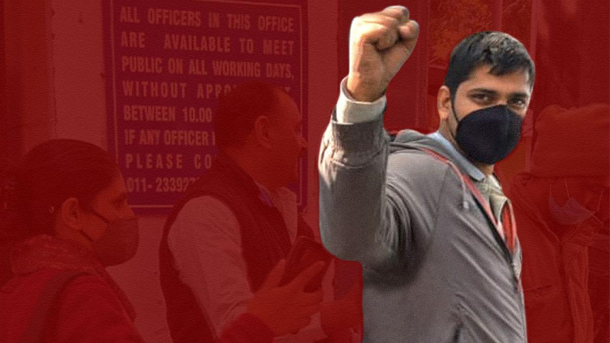 कल्पनाओं से भरी हुई है पत्रकार मनदीप पुनिया पर दर्ज हुई दिल्ली पुलिस की एफआईआर