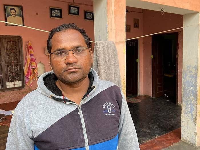 गन्ना किसान 35 वर्षीय विनीत सैनी