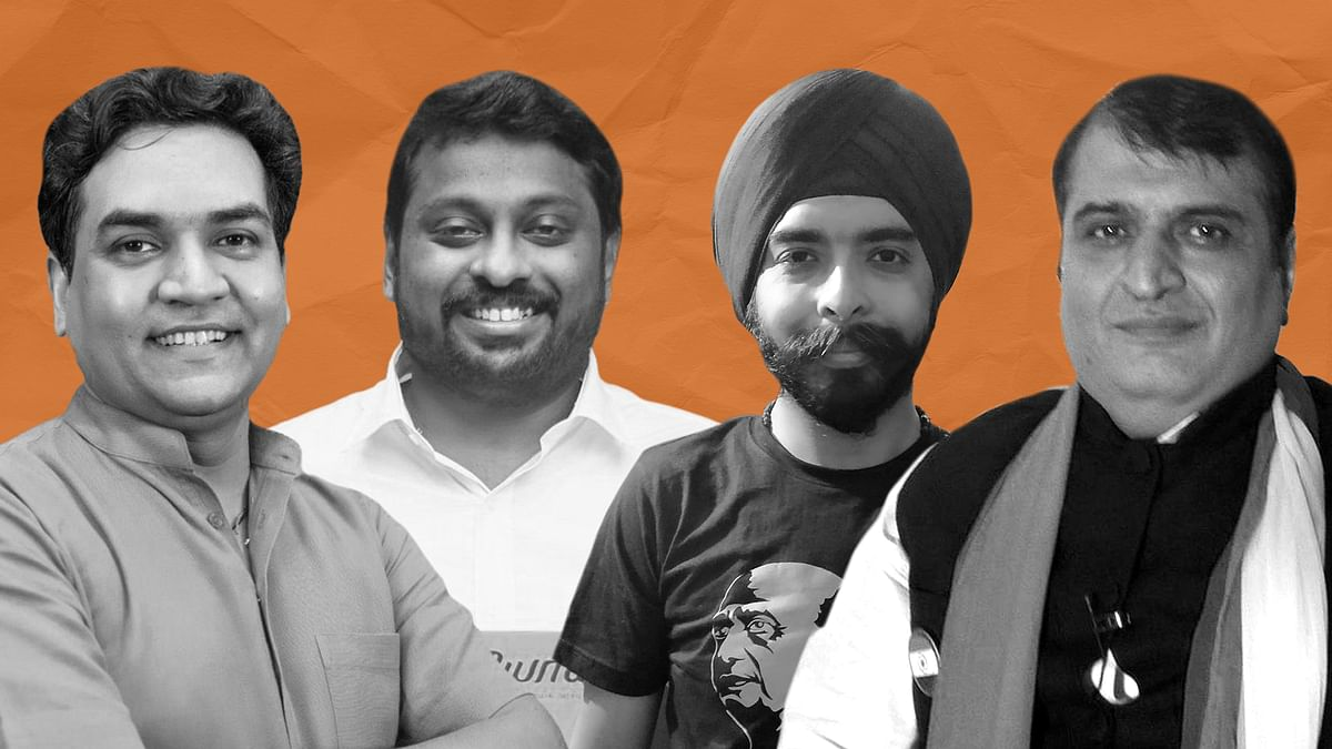 Hall of shame: BJP and RSS members amplify YouTube video calling to hang journalists