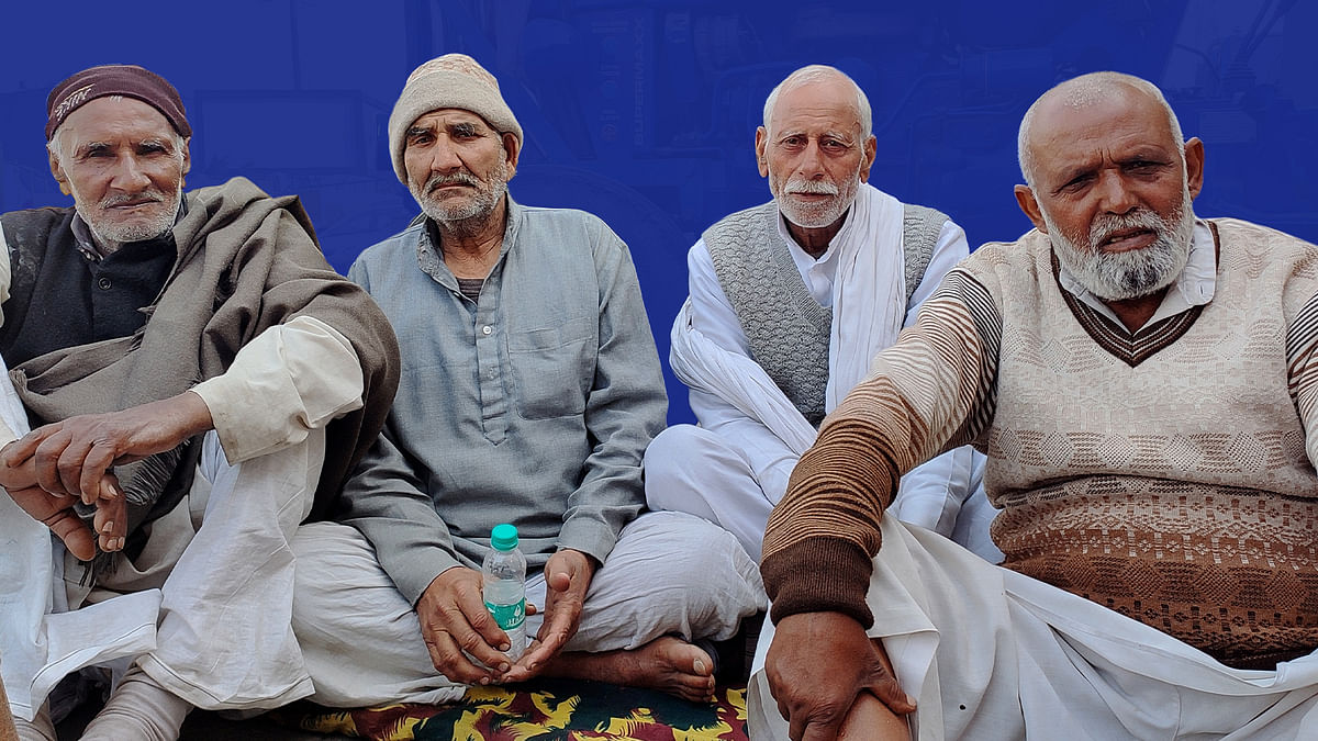 'Voting for BJP is our generation's biggest regret': A day with Jat farmers at Ghazipur
