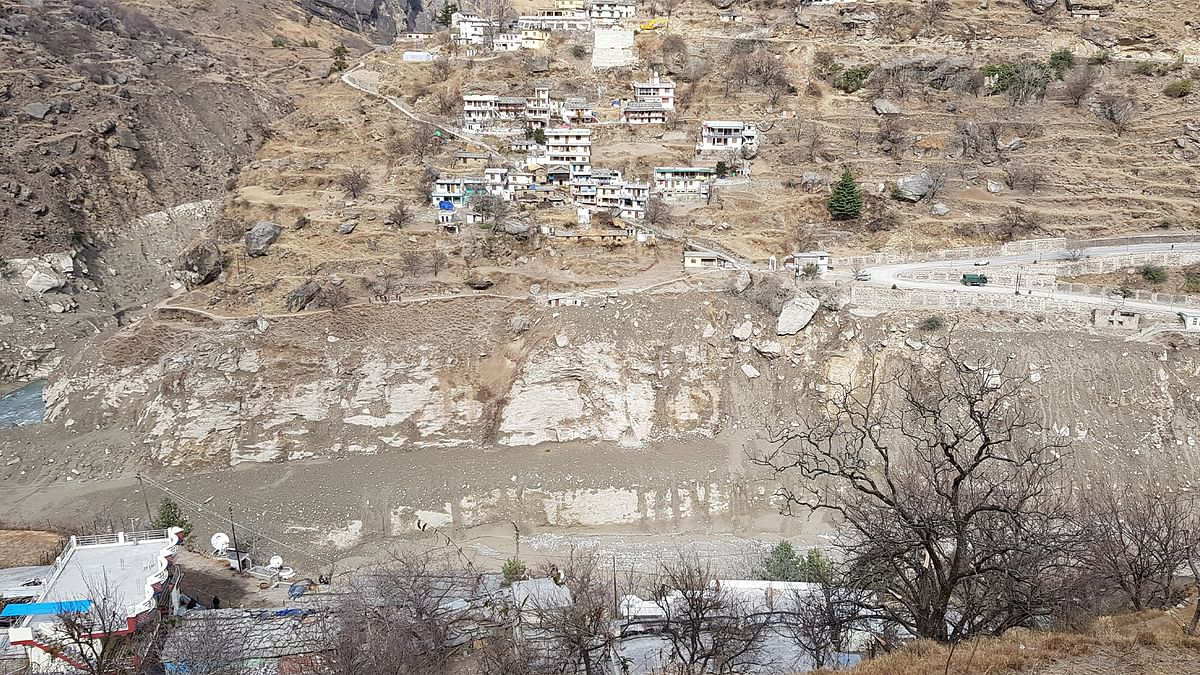 'Living here isn't safe': Villagers hit by Uttarakhand disaster want to be relocated