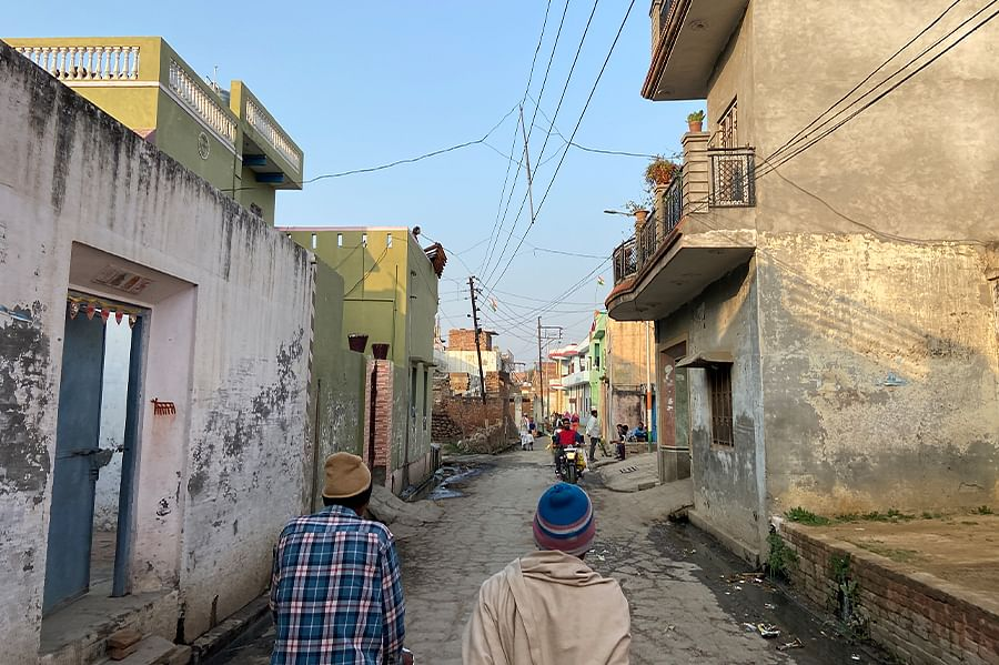 Sisauli in Muzaffarnagar, Uttar Pradesh.