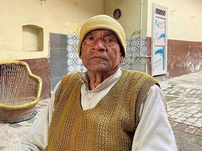 मुज़फ़्फ़रनगर के कुटेसरा में 81 वर्षीय किसान रोशन लाल