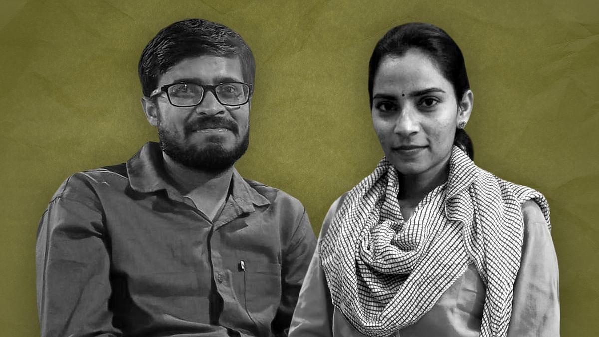 नवदीप कौर और शिव कुमार की गिरफ्तारी और उगाही का सच